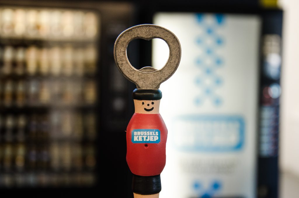 Brussels Ketjep Bottle opener