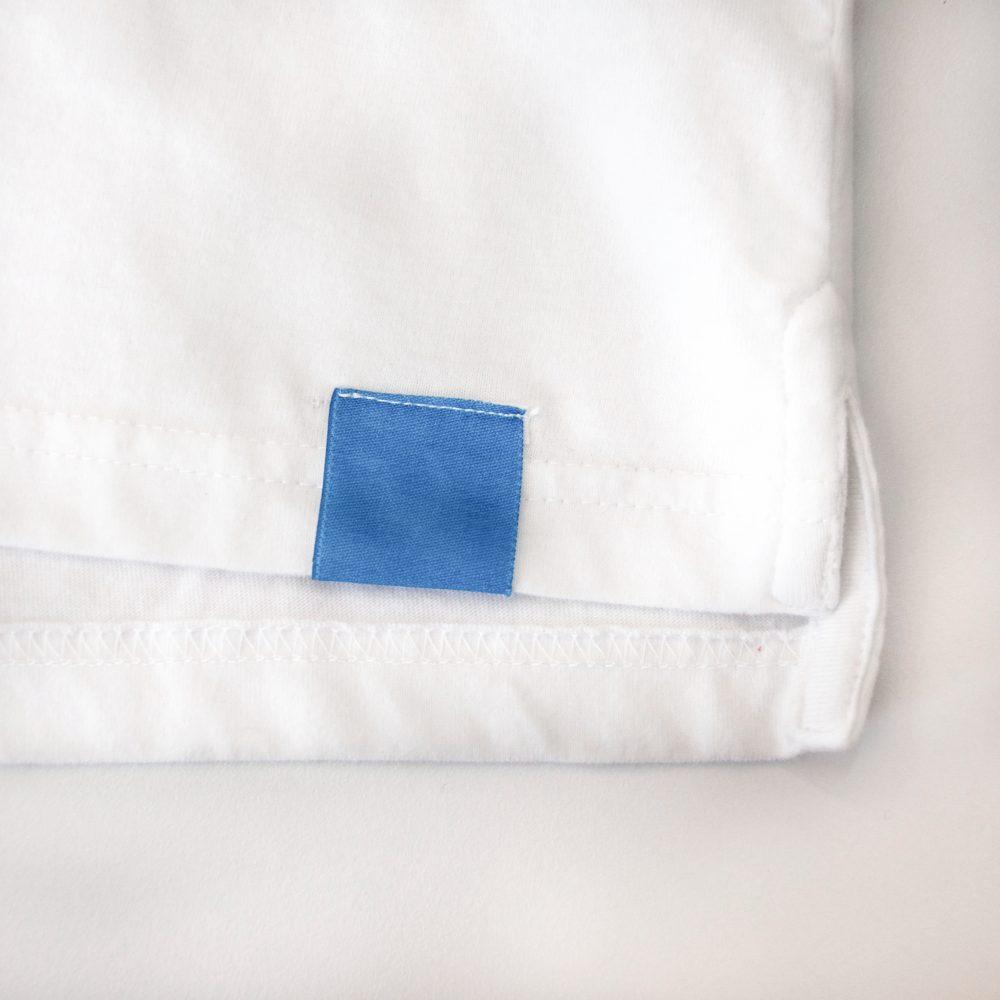 Mega Quality BK T-shirt Detail