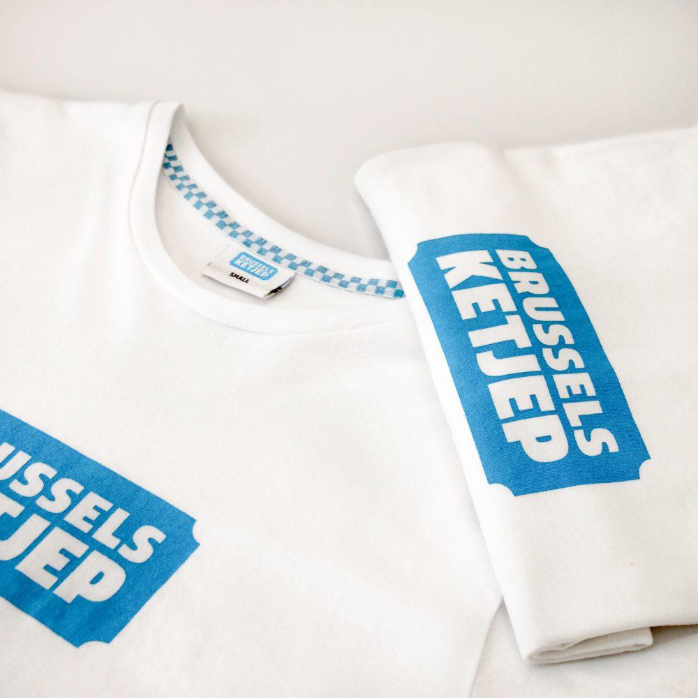 Mega Quality BK T-shirt Flocking