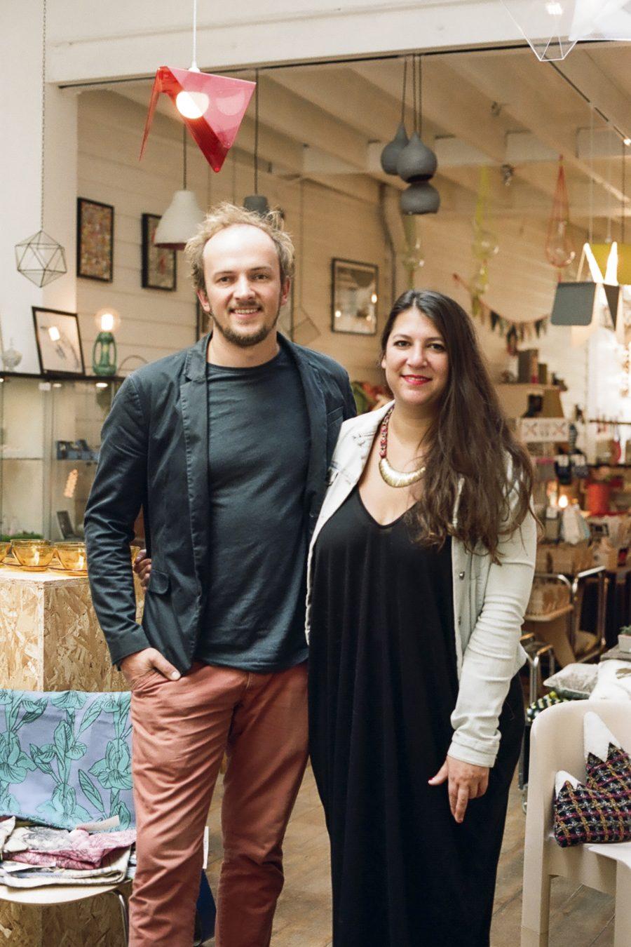 Arthur Renson & Natacha Filipiak Club Ketjep