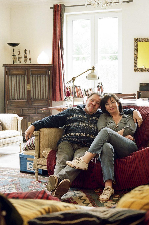 Geneviève Lanoy & Bernard André Club Ketjep