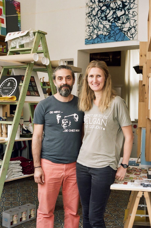 Gladys François & Pouria Shoeibi Club Ketjep