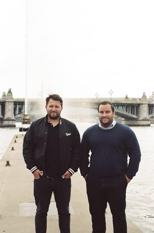 Lucas Beguin & Anthony Urbain Club Ketjep