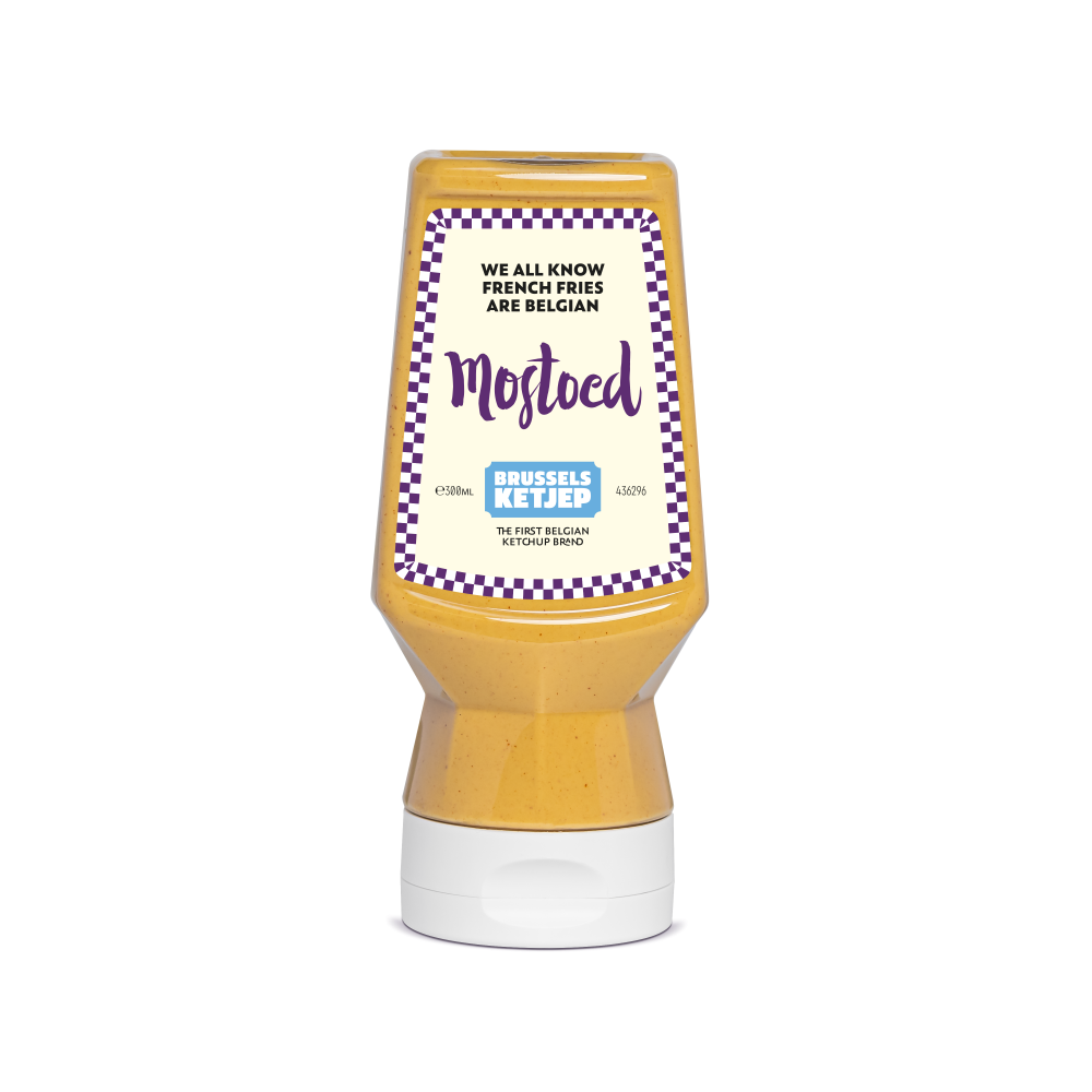 Sauce Mostoed 300ml