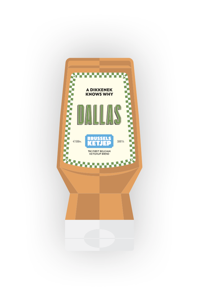 Dallas 300 ml