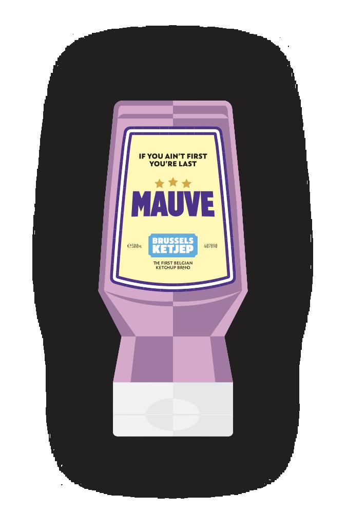 Mauve 300 ml