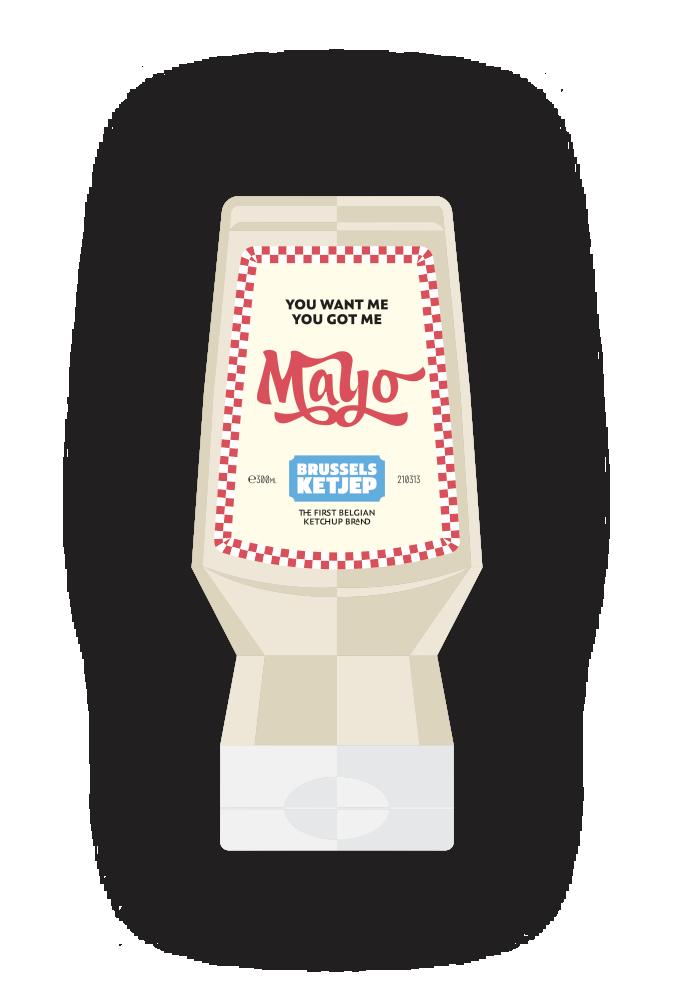 Sauce Mayo 300 ml