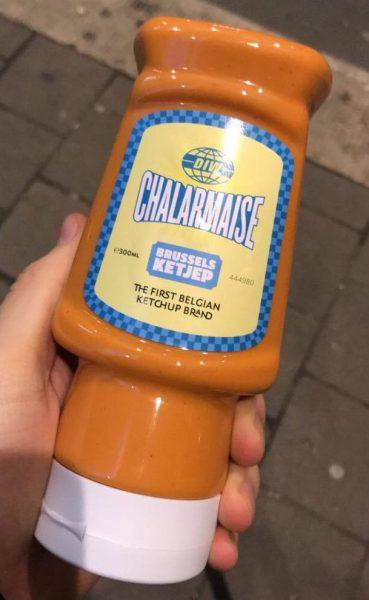 Chalarmaise sauce